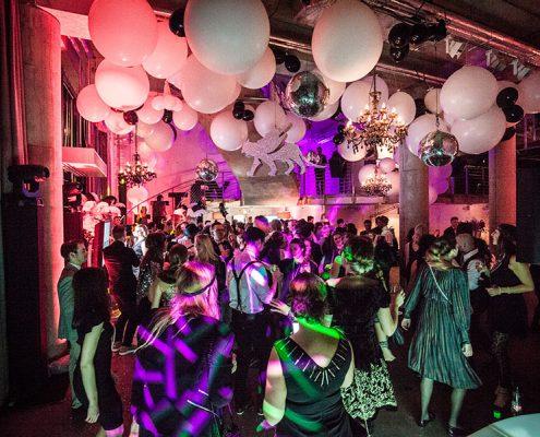 Party und Gala